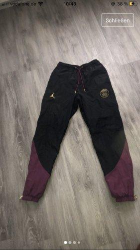 Air Jordan  zwart-bordeaux