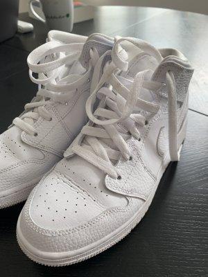 Nike Jordans weiß
