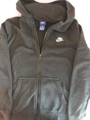Nike Veste sweat noir coton