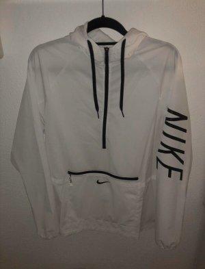 Nike Maglione con cappuccio bianco