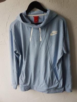 Nike Capuchon sweater azuur