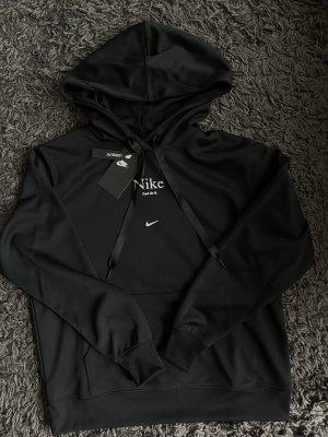 Nike Kapuzenpullover Sweatshirt Schwarz S Neu