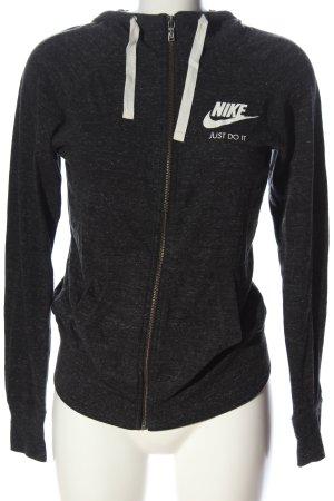 "Nike Bluza z kapturem ""883729-010"" jasnoszary"