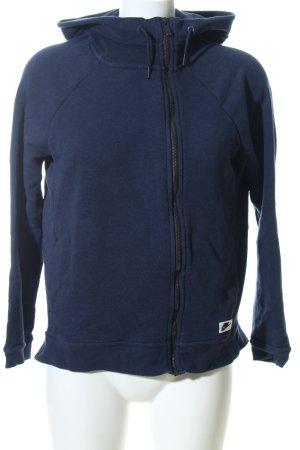 Nike Kapuzensweatshirt blau Casual-Look