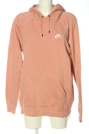 Nike Kapuzensweatshirt nude Casual-Look
