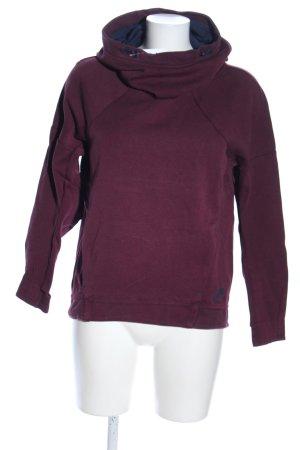 Nike Kapuzensweatshirt braun Casual-Look