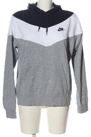 Nike Kapuzensweatshirt meliert Casual-Look