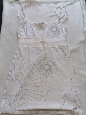 Nike Mini vestido blanco