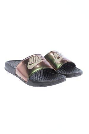 """Nike Komfort-Sandalen """"von Micha Ø"""" schwarz"""
