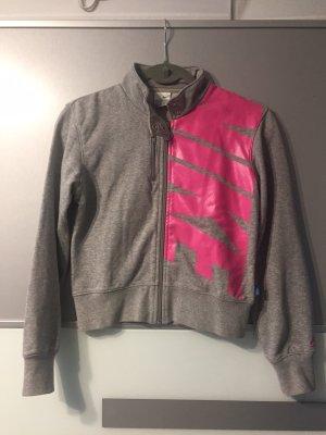 Nike kurze Sportjacke Sweatshirt S