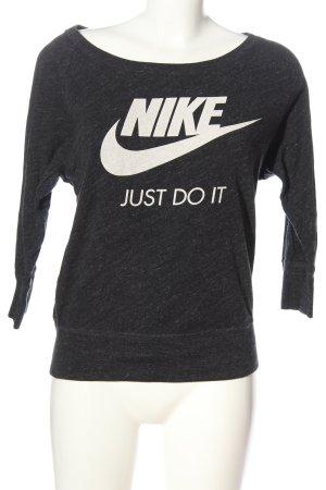 Nike Langarm-Bluse