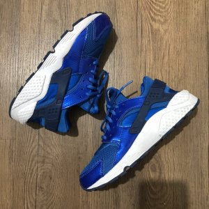 Nike Laufschuh Air Huarache Run spark/blue