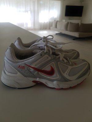 -8- Venice Lace-Up Sneaker white mixture fibre