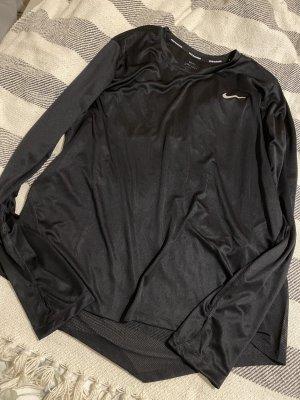 Nike Top sportowy czarny