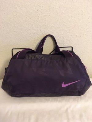 Nike Sac de sport rose-bleu violet