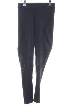 Nike Leggings blau sportlicher Stil
