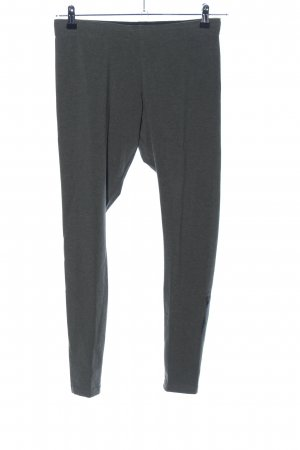 Nike Leggings hellgrau meliert Casual-Look