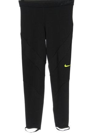 Nike Leggings schwarz Casual-Look