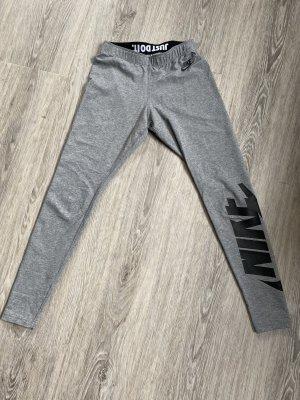 Nike Legging argenté