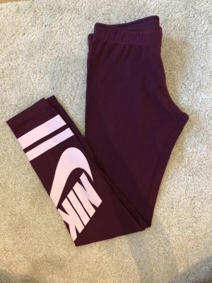 Nike Leggins Baumwolle Gr. 34