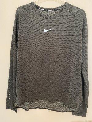 Nike Dri-FIT Maglietta sport grigio scuro-antracite