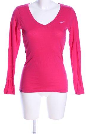 Nike Longsleeve pink Casual-Look