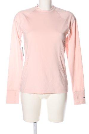 "Nike Longsleeve ""von Pepita"" pink"