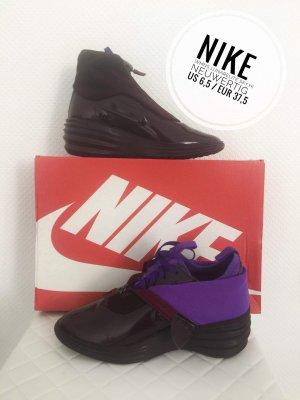 Nike lunar Elite sky hi Burgundy neu ungetragen 37,5 sneaker lila besonders