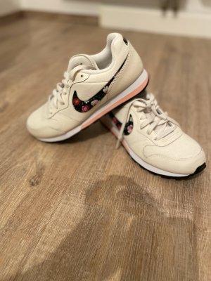 Nike Zapatilla brogue crema-beige claro