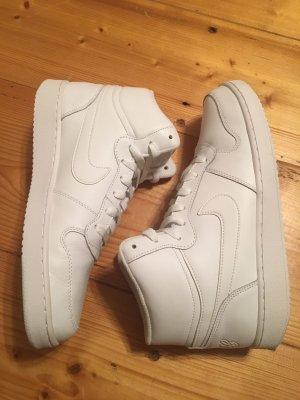 Nike Men - Court Vision Sneaker Größe 43 weiß