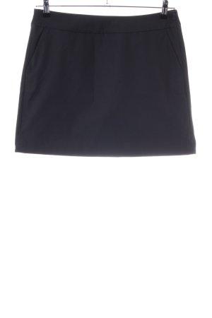 Nike Minirock schwarz schlichter Stil