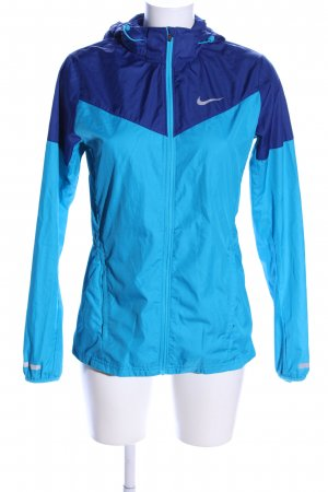 Nike Outdoor Jacket blue casual look