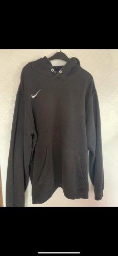 Nike Sweter oversize czarny