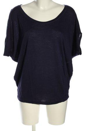 Nike Oversized Shirt blau Casual-Look