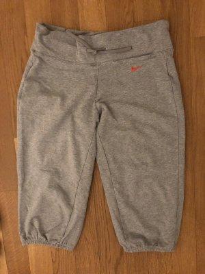 Nike Pantalone da ginnastica argento