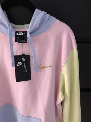 Nike Pastell hoodie swoosh neu