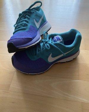 Nike Sneakers met veters donkerpaars-cadet blauw