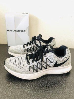 NIKE PEGASUS Laufschuhe Sportschuhe Sneakers GR. 36,5 grau schwarz