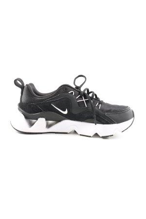 "Nike Plateausneaker ""W-sxpsfw"" schwarz"
