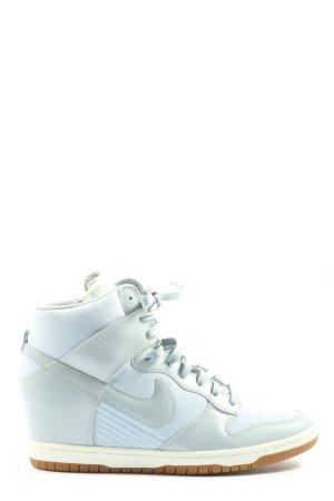 Nike Plateausneaker türkis Casual-Look