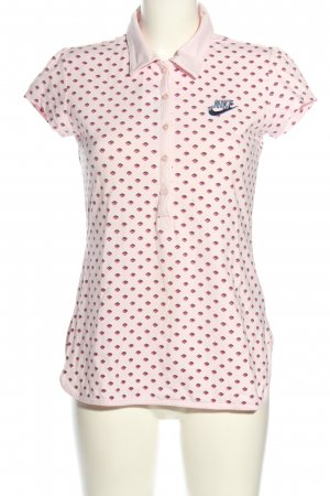 Nike Camiseta tipo polo estampado repetido sobre toda la superficie look casual