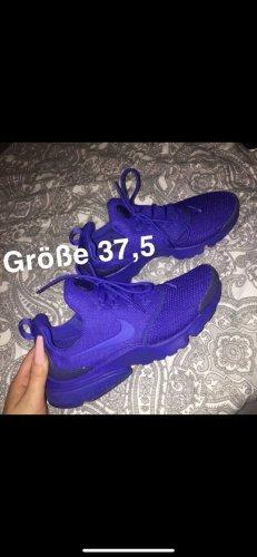 Nike Wedge Sneaker blue