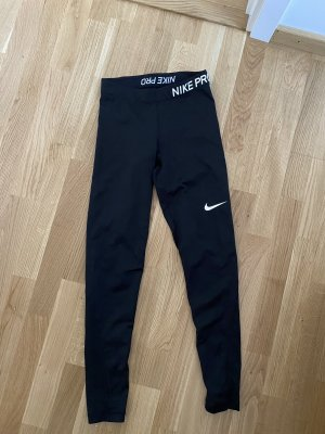 Nike Pro Leggings schwarz