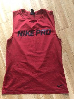 Nike Sports Tank black-red