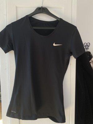 Nike pro Camisa deportiva negro