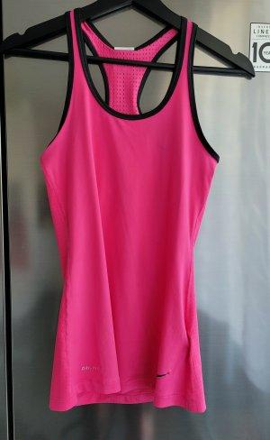 Nike Pro Tanktop Gr.XS pink