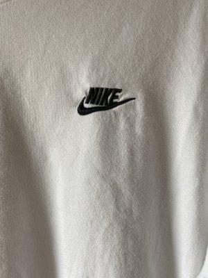 Nike Pull oversize blanc