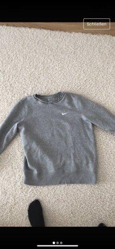 Nike Felpa grigio chiaro