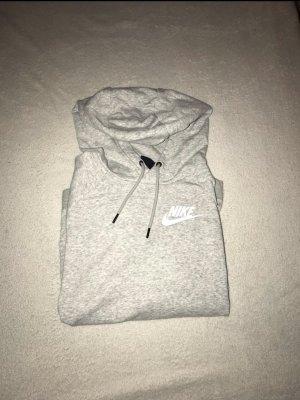 Nike Capuchon sweater lichtgrijs