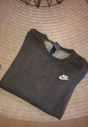 Nike Fleece Jumper dark grey